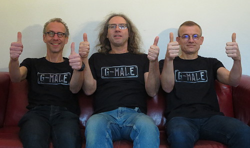 G-Male in G-Male T-shirts